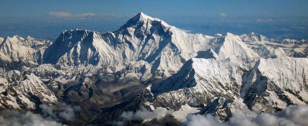 From Everest to the Sahara to Everest again